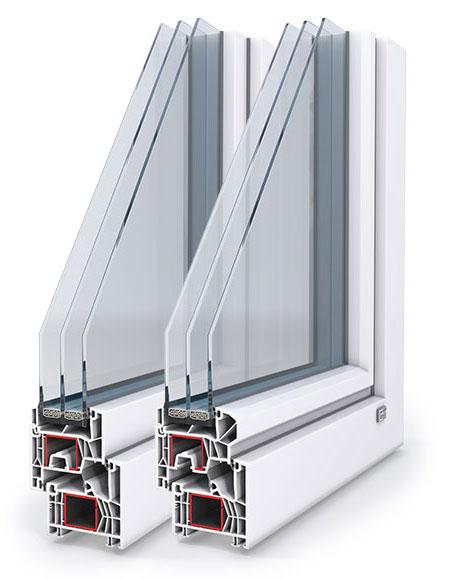 Kunststofffenster treppenbau gerds for Fenster kunststoff